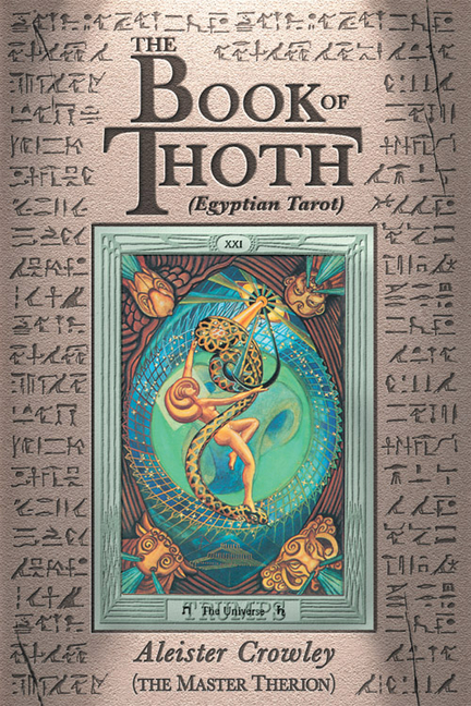 Book of Thoth. ALEISTER CROWLEY.