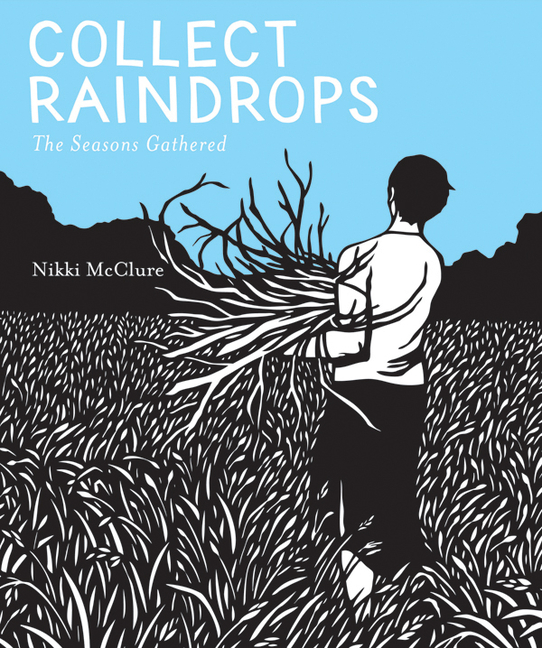 Collect Raindrops (Reissue): The Seasons Gathered. Nikki McClure.