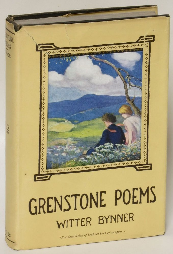 Grenstone Poems: A Sequence. Witter Bynner.