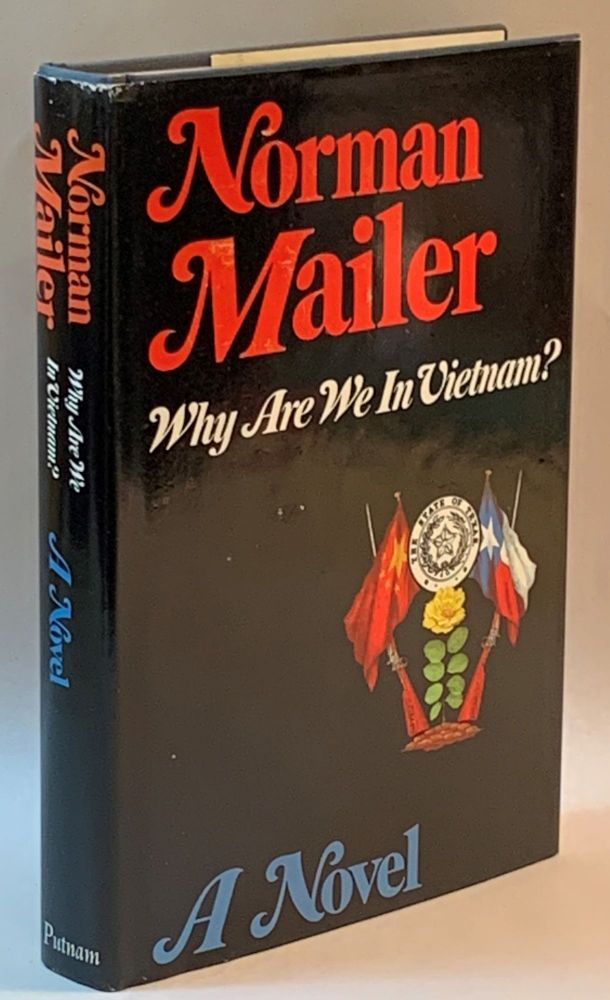 Why Are We in Vietnam: A Novel. Norman Mailer.