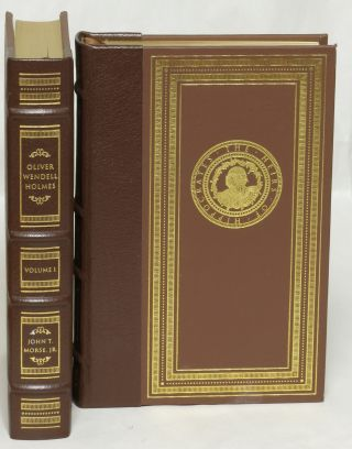Life and Letters of Oliver Wendell Holmes. John T. Morse