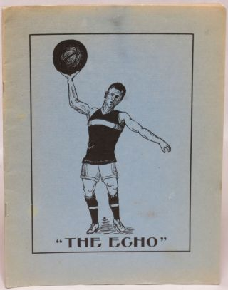 The Echo (Santa Rosa High School), September 1910 (vol. II, no. 2