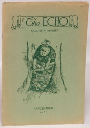 The Echo (Santa Rosa High School), September 1913 (vol. VI, no. 1
