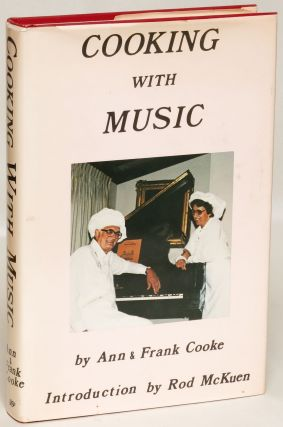 Cooking with Music. Ann and Frank Cooke