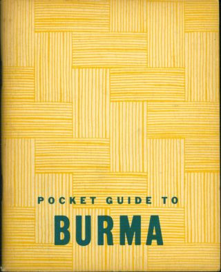 Pocket Guide to Burma (Revised edition