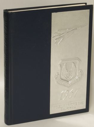 Sacramento Air Materiel Area (McClellan Air Force Base) 1967 Yearbook