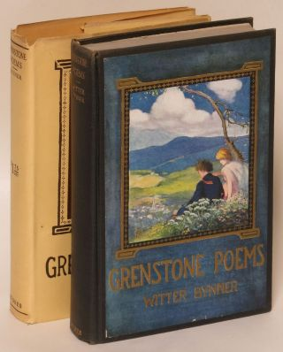 Grenstone Poems: A Sequence