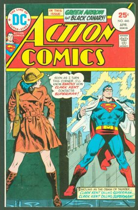 Action Comics (vol. 1) #446. DC Comics, Cary Bates, Curt Swan, Elliot S! Maggin, Mike Grell