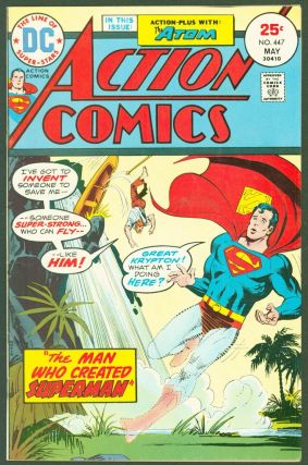 Action Comics (vol. 1) #447. DC Comics, Elliot S! Maggin, Curt Swan, Martin Pasko, Rich Buckler