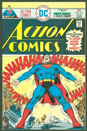 Action Comics (vol. 1) #450. DC Comics, Cary Bates, Curt Swan, Elliot S! Maggin, Mike Grell