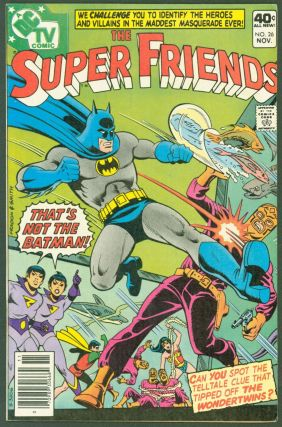 Super Friends (vol. 1) #26. DC Comics, E. Nelson Bridwell, Ramona Fradon