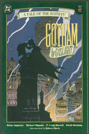 Batman: Gotham By Gaslight [original comic edition]. DC Comics, Brian Augustyn, Mike Mignola, P....
