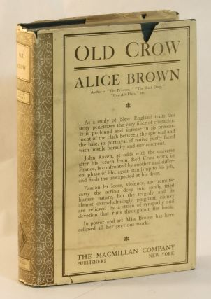 Old Crow. Alice Brown