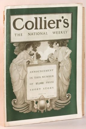 Collier's: The National Weekly. Vol. XXXIV, No. 20, February 11, 1905. Maxfield Parrish, Frederic...