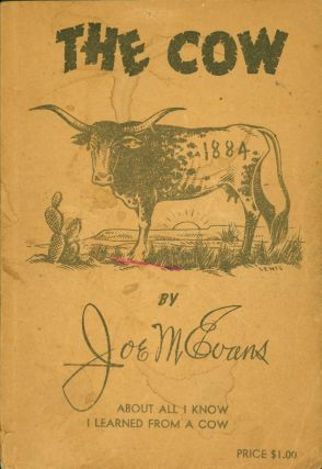 The Cow. Joe M. Evans