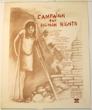 Campaign for Human Right. Raul Valdez