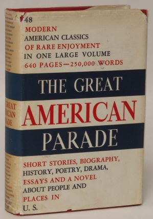 The Great American Parade. anthology