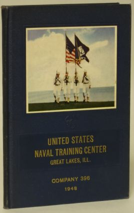 United States Naval Training Center. Great Lakes, Ill. Company 396. 1948. Albert Love Enterprises