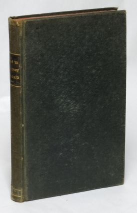 The Twenty Years' Record of the Yale Class of 1862. James H. Crosby
