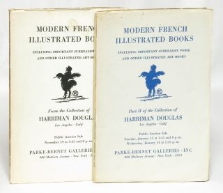 Modern French Illustrated Books, Including Important Surrealist Work and Other Illustrated Art...